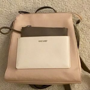 Nine West backpack purse